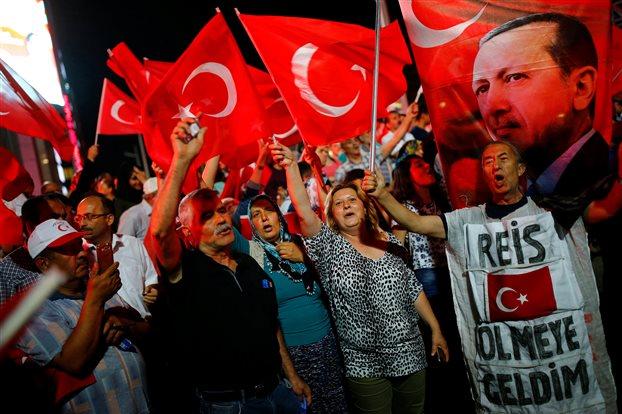 Η κατάρρευση του «τουρκικού μοντέλου»