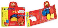 Logo Fila: richiamo prodotti Giotto Bebè e Giotto Colori a Dita