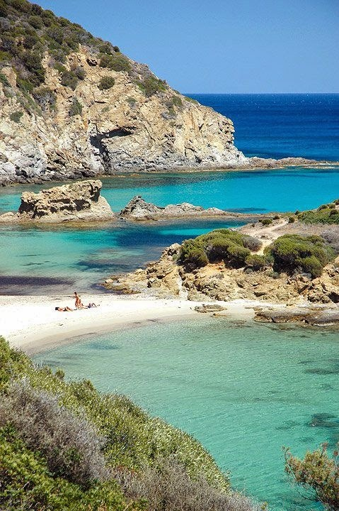 10 Hottest Summer Destinations In Europe | Cardulinu Beach, Chia , Sardinia ,Italy.