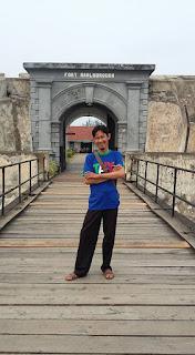 Benteng Malboro Bengkulu