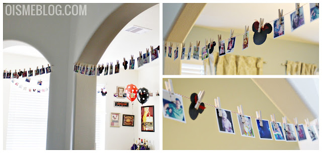instagram garland decor