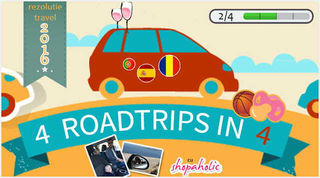 Rezolutie de travel 2016: 4 roadtrips in 4