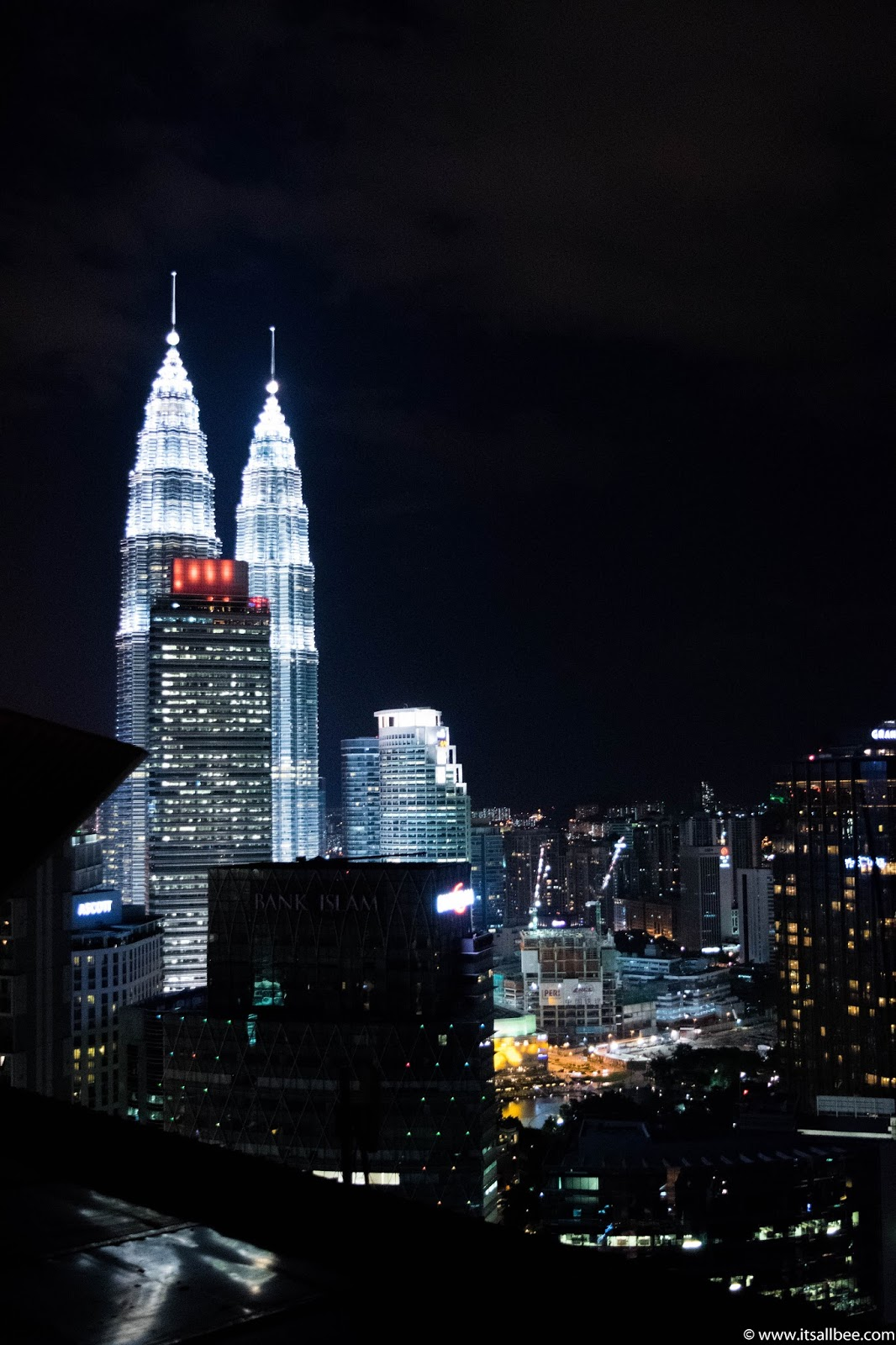 Malaysia's Best Kept Secret : Helipad Lounge Bar In Kuala Lumpur