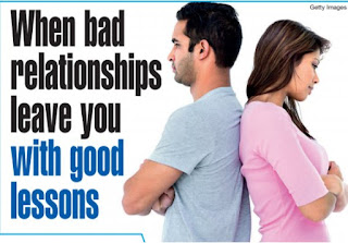 3 Good Lessons from a Failed Relationship