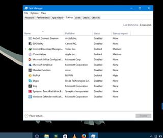 Cara Mempercepat Performa Windows 10