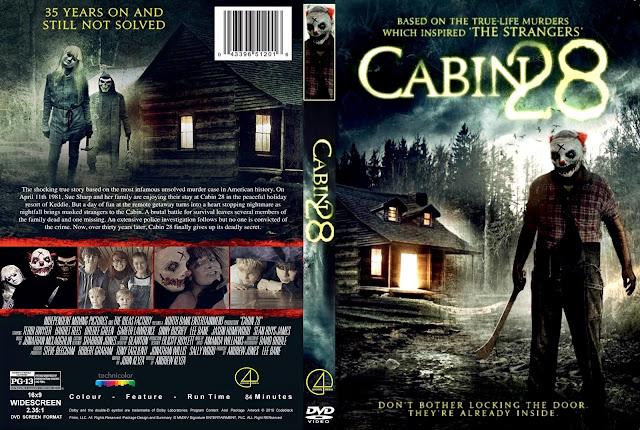 Cabin 28 DVD Cover
