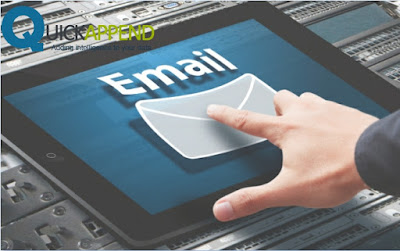 Quick Append - Email Append services