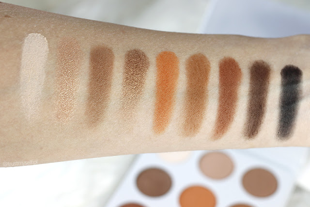 Kylie-Cosmetics-The-Bronze-Palette-swatches