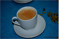 MASALA TEA/MASALA CHAI RECIPE - MASALA TEA POWDER- INDIAN MASALA TEA WITH CHAI MASALA POWDER RECIPE