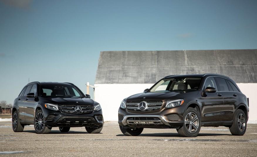 Mercedes-Benz GLC 2016 lựa chọn tuyệt vời, một chiếc xe đa nhiệm, phù hợp mọi công việc, mục đích gia đình