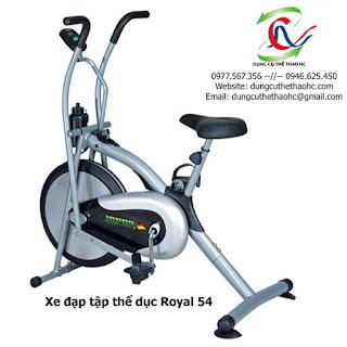 Xe đạp thể dục Royal 54 chính hãng giá rẻ
