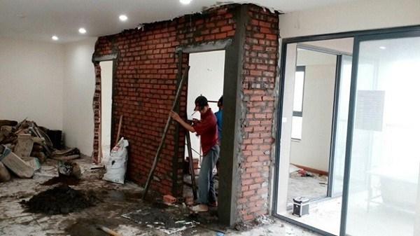 Dịch vụ sơn sửa lại căn hộ uy tín tại tphcm