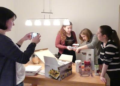 Kenwood Küchenparty - Montage der Pastaaufsatz der Kenwood Cooking Chef