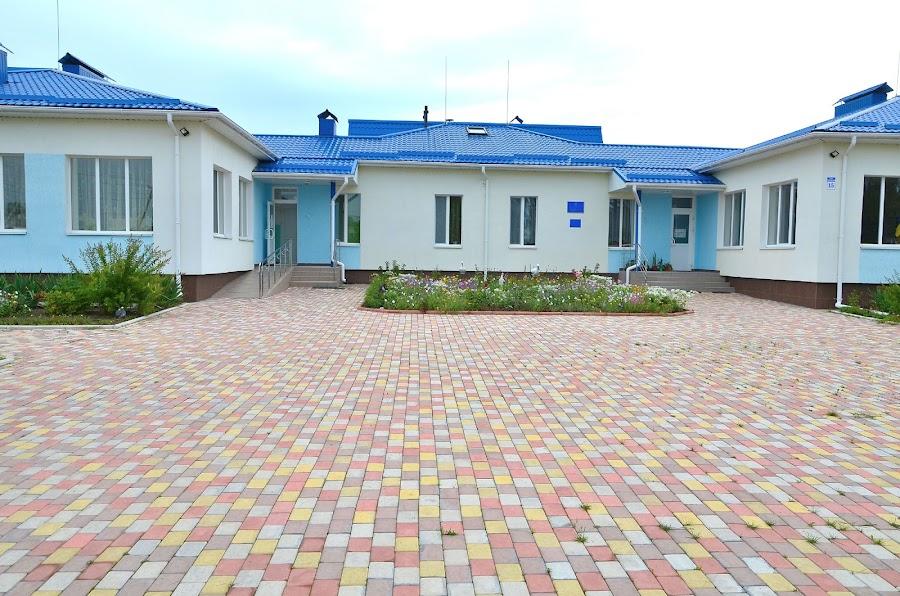 Детский сад. Село Вересы