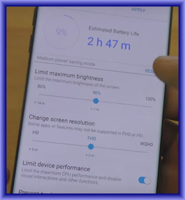 Samsung Galaxy Note 7 Battery Life