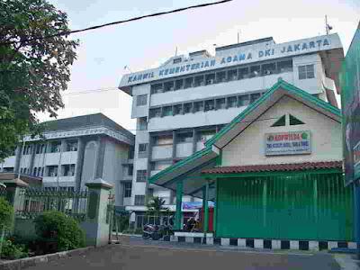 Kantor Kanwil Kemenag Jakarta