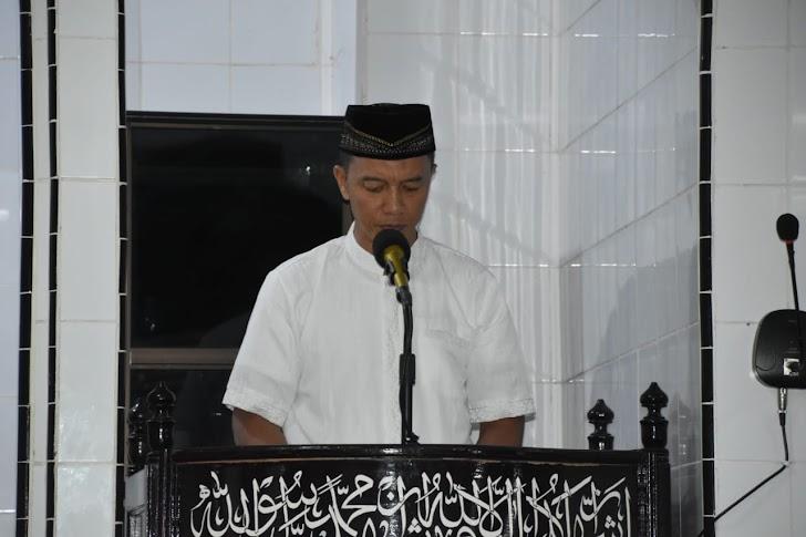 Korem 141/Tp Bersama Masyarakat Sekitar Makorem Peringati Nuzulul Qur'an 1440 H/ 2019 M