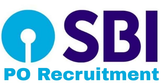 SBI PO RECRUITMENT ONLINE FORM 2019