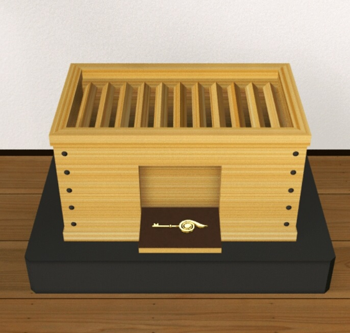 Wopa Wooden Box Plans Secret Compartment