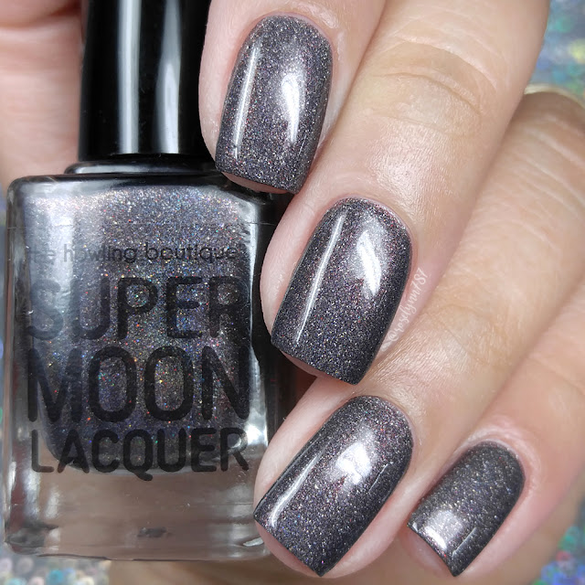 Supermoon Lacquer - A Boy's Best Friend