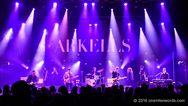 Arkells at Massey Hall on November 4, 2016 Photo by John at  One In Ten Words oneintenwords.com toronto indie alternative live music blog concert photography pictures