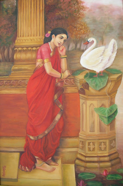 Kamal Raja Hd Wallpaper My Dreams Raja Ravi Varma Arts Amp Indian Art Paintings