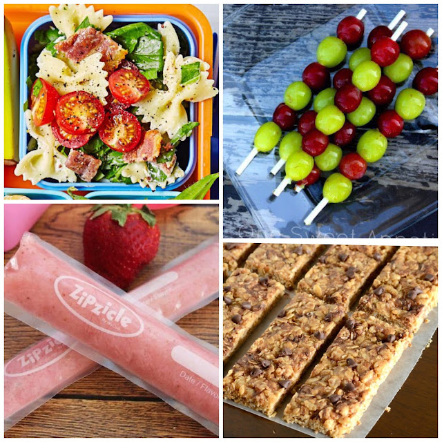 yummy desserts for school lunches