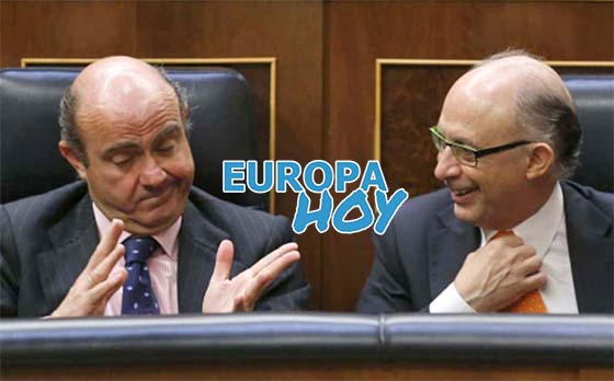 PSOE Ley Montoro Europa Hoy