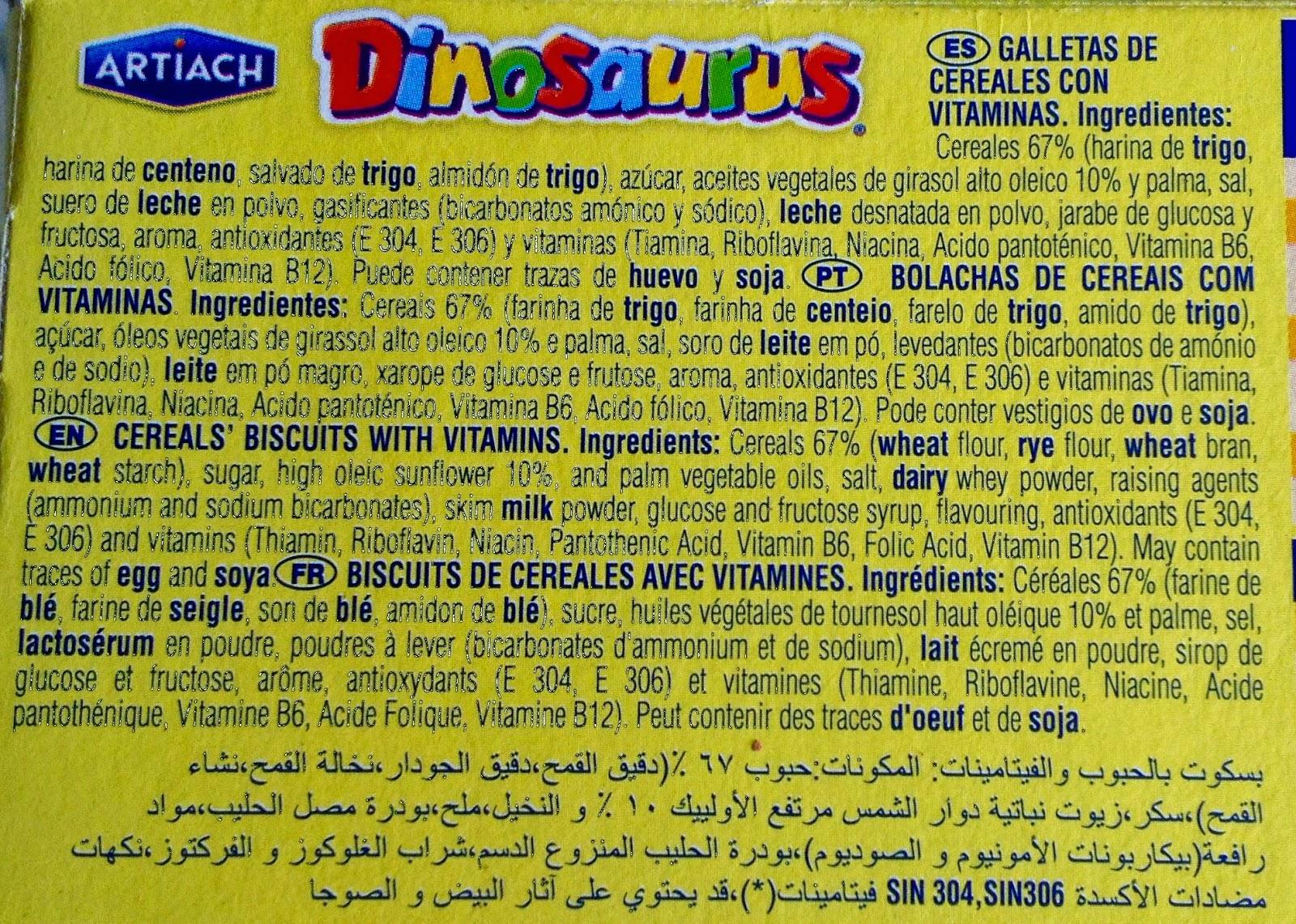 Son Saludables Las Galletas Dinosaurus Lifestyle Los dinosaurios de juguete son nuestra pasión, comienza tu colección con un dinosaurio schleich elige el tuyo en nuestra selección de dinosaurios de juguete de marketlace, y adentrarte en un. lifestyle fit