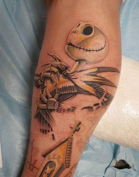 100 cool calf tattoos for men women 2018 tattoosboygirl for Womens calf tattoos