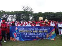 Kontingen Malang Siap Raih Prestasi Terbaik dalam Aksioma Jatim 2017