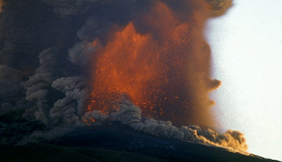 Gunung Vesuvius Napoli 78 SM