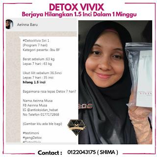 Detox Dengan Vivix