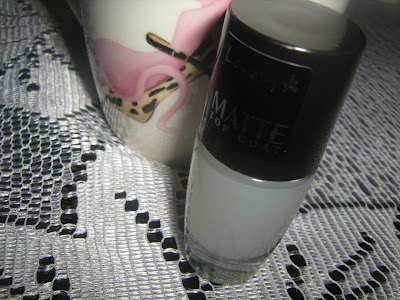Lovely, Top Coat Matte