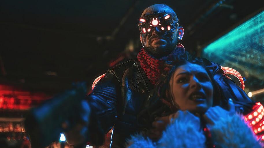 Cyberpunk 2077, Royce, 4K, #3.2274