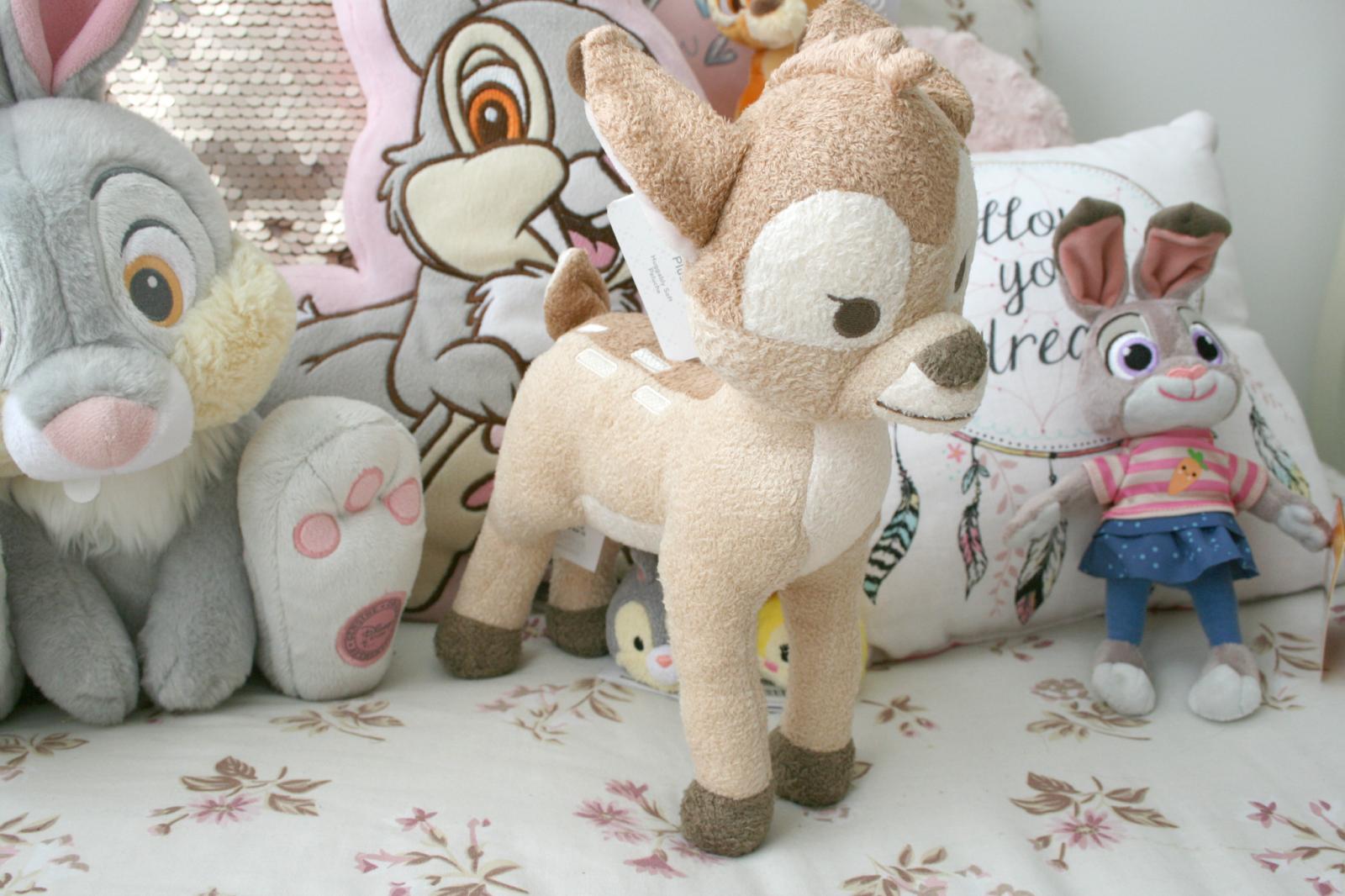 Disney Store Bambi Plush Toy