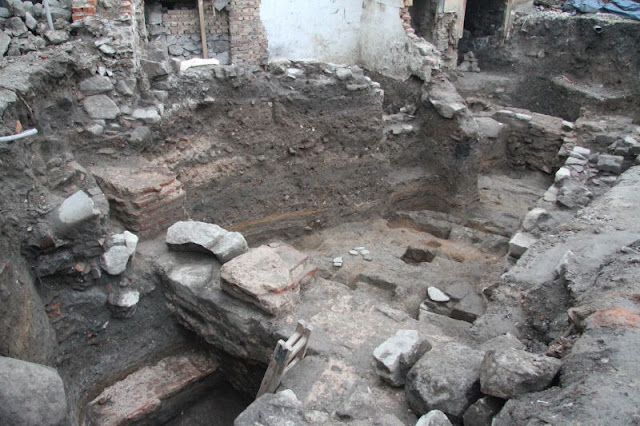 Traces of buildings dating back more than 2000 years found at Plovdiv's Nebet Tepe site