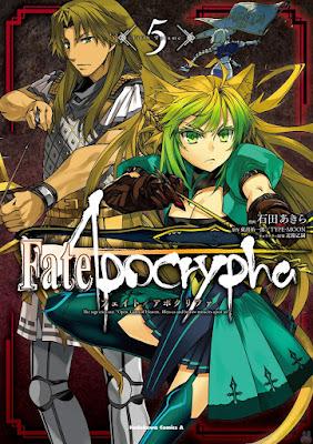 Fate/Apocrypha 第01-05巻 raw zip dl