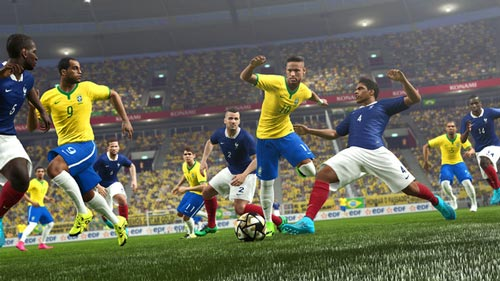 Free Download Pro Evolution Soccer (PES) 2016 PC Full Version