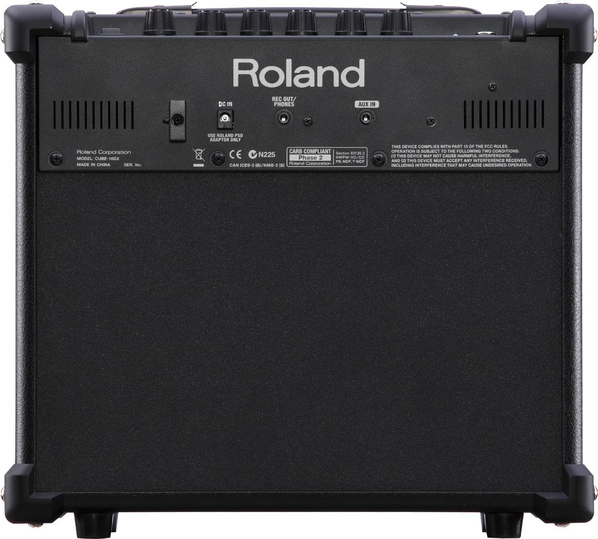 Combo Roland Cube 10GX