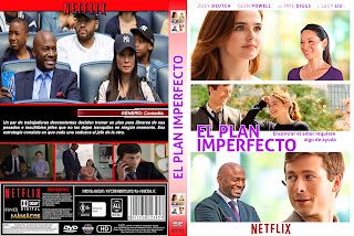 CARATULA NETFLIX EL PLAN IMPERFECTO - SET IT UP - 2018
