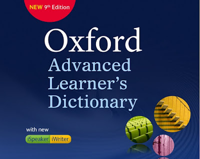 Oxford Advanced Learner's Dictionary 9th Edition with iWriter & iSpeaker