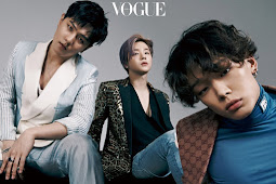 iKON on Vogue Magazines June 2019 Issue
