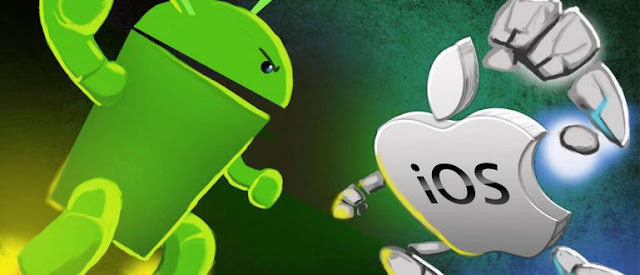 Kenapa Smartphone Android Lebih Baik Daripada Perangkat IOS ? Mizan Ponsel