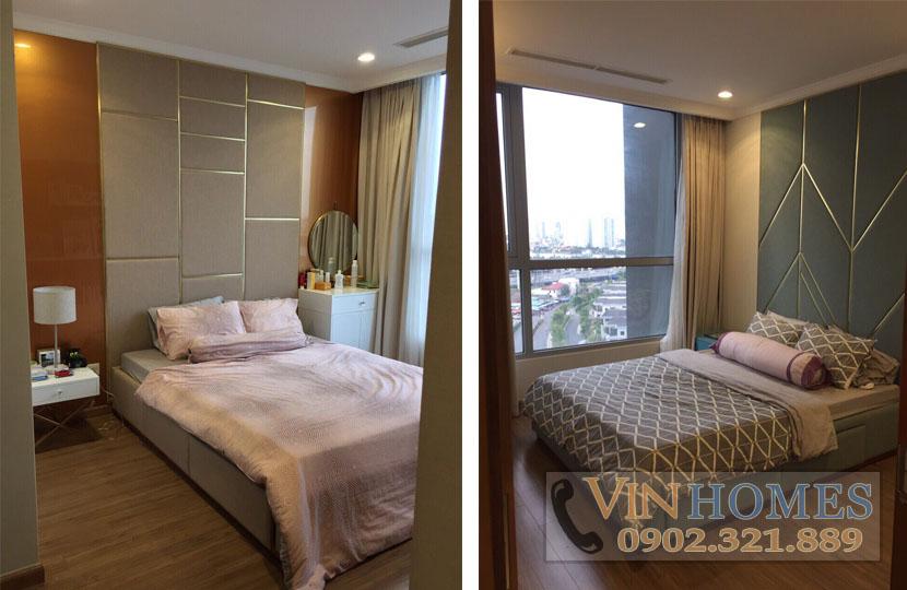 Chính chủ gửi bán căn hộ 3 phòng ngủ Vinhomes Central Park - hinh 4