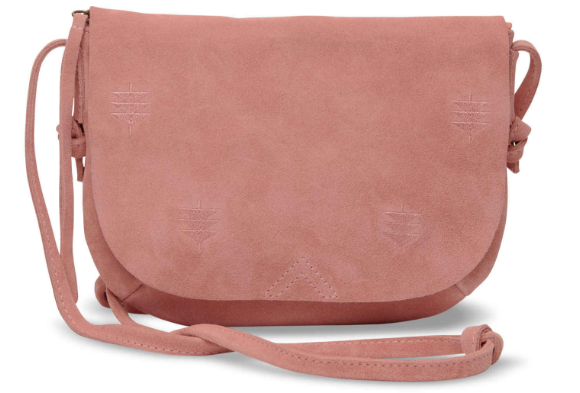 Toms dusty rose purse
