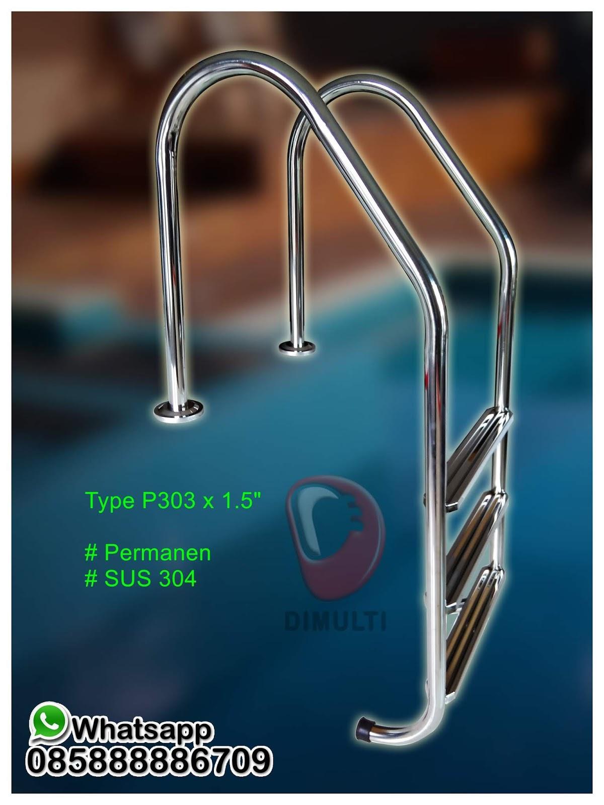 Tangga Kolam Renang Type P303 X 1.5