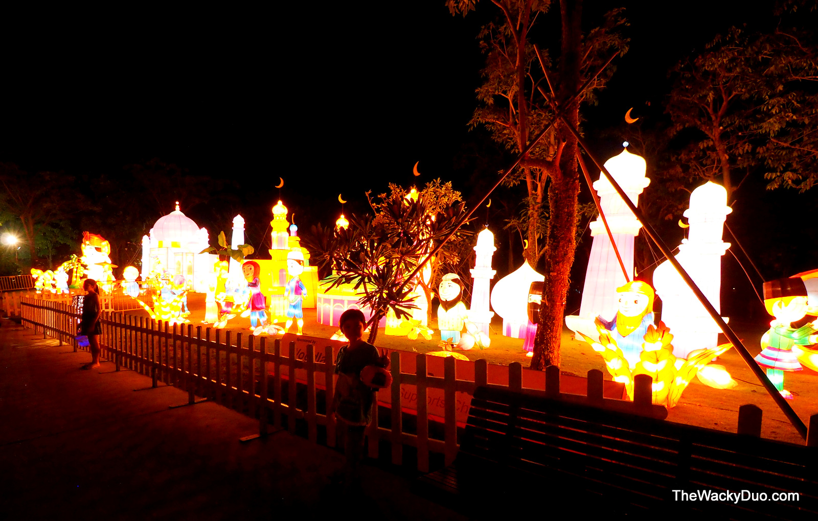 Mid Autumn Festival Gardens By The Bay 2014 The Wacky Duo Singapore Family Lifestyle And
