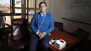 Entrevista a Andrés Macario en El Norte de Castilla