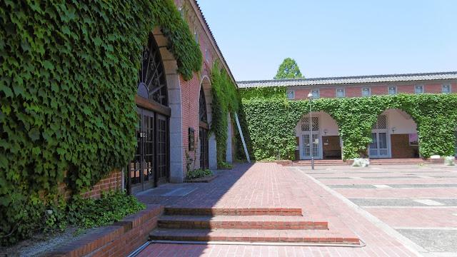 岡山県の倉敷美観地区内にあるホテル、アイビースクエア